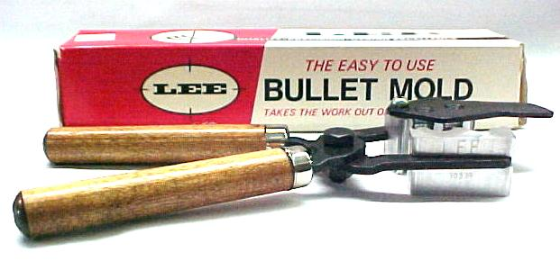 LEE DOUBLE CAVITY BULLET MOLD