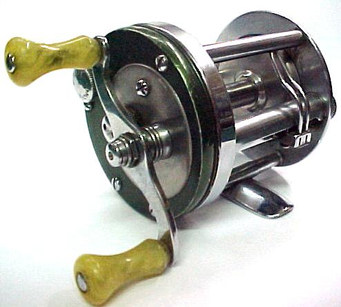 Vintage casting reel shakespeare marhoff for Vintage fishing reels for sale